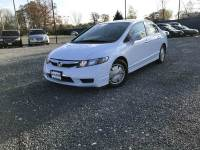 2011 Honda Civic Hybrid 4dr Sedan