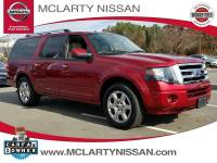 Pre-Owned 2014 FORD EXPEDITION EL 4WD 4DR LIMITED Four Wheel Drive Sport Utility