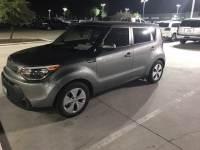2014 Kia Soul Base Hatchback