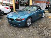 2003 BMW Z4 3.0i 2dr Roadster