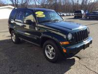 2005 Jeep Liberty Rocky Mountain 4WD 4dr SUV