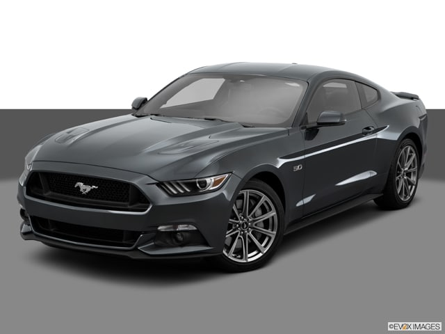 2015 Ford Mustang Coupe V-8 cyl
