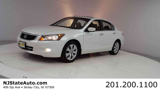 2008 Honda Accord Sedan 4dr V6 Automatic EX-L