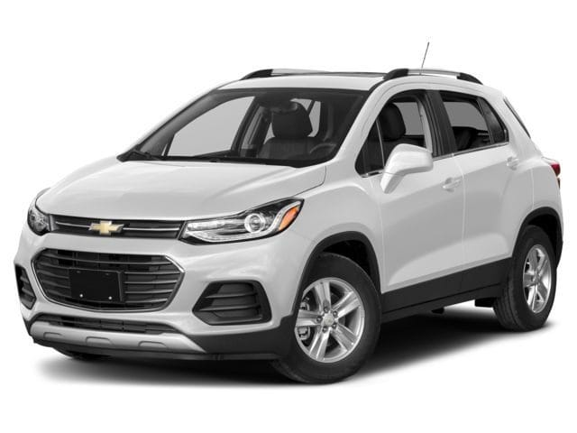 Photo Used 2017 Chevrolet Trax LT AWD LT For Sale in Fort Worth TX