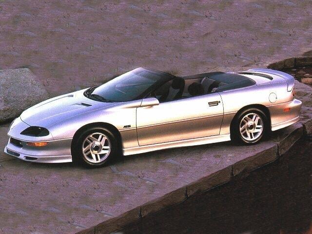 Photo 1997 Chevrolet Camaro Convertible