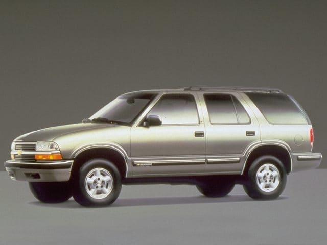 Photo Used 1999 Chevrolet Blazer SUV in Libertyville