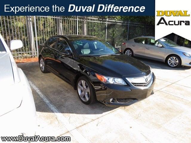 Photo Used 2014 Acura ILX For Sale  Jacksonville FL