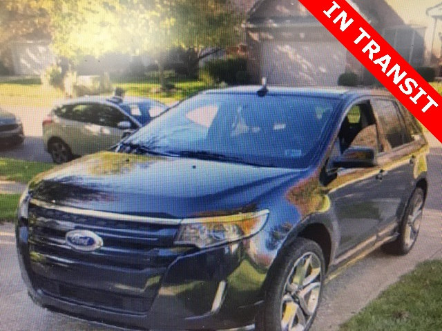 Used 2014 Ford Edge Sport SUV in Louisville