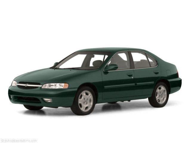 Used 2001 Nissan Altima For Sale Near Portland Maine