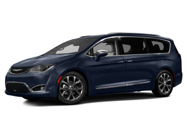 Certified Pre-Owned 2017 Chrysler Pacifica Touring Van For Sale Toledo, OH