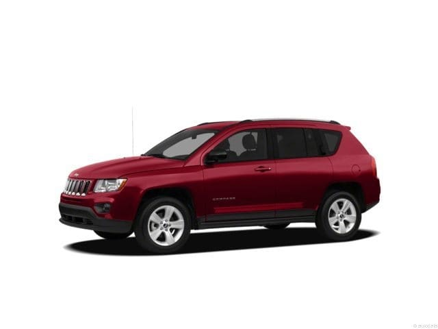 Certified Pre-Owned 2012 Jeep Compass Latitude SUV For Sale Toledo, OH