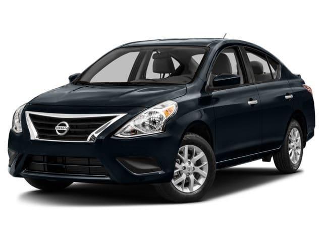 Used 2017 Nissan Versa 1.6 Sedan Front-wheel Drive in Klamath Falls