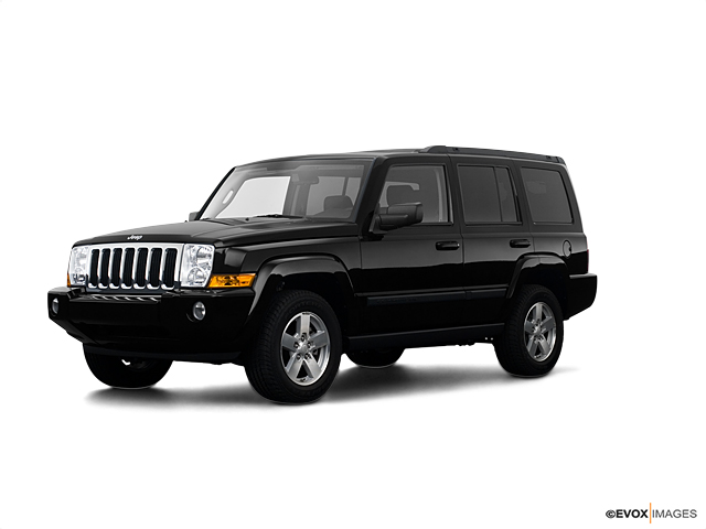 Used 2008 Jeep Commander RWD 4dr Limited