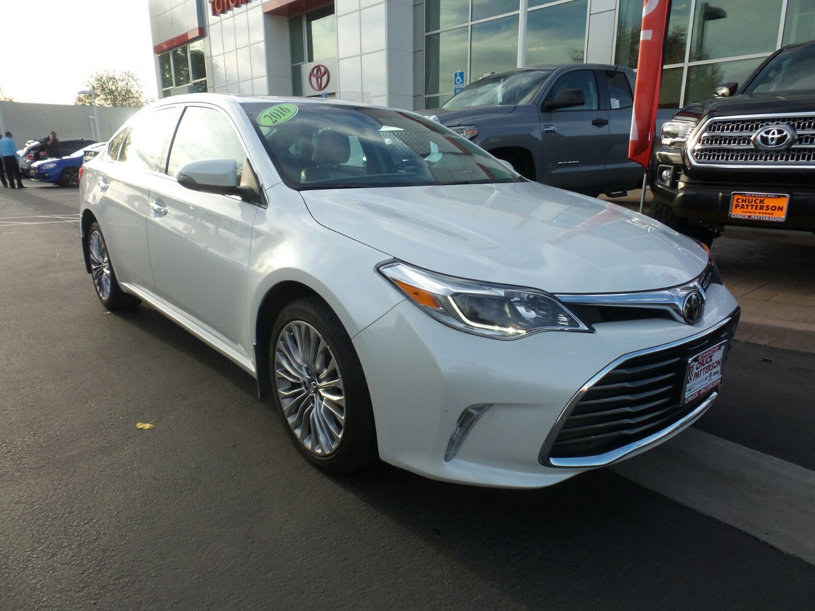 Used 2016 Toyota Avalon Limited Sedan Front-wheel Drive in Chico, CA