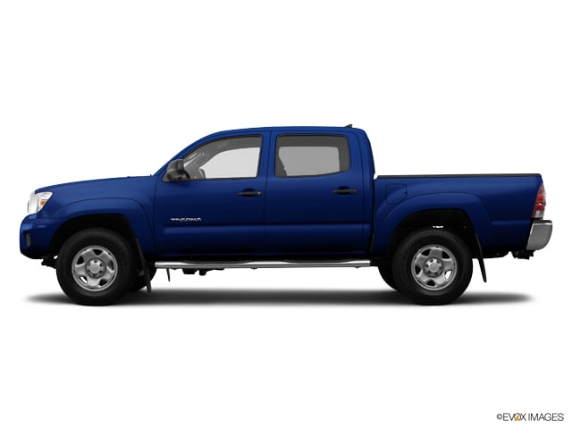 Photo Used 2014 Toyota Tacoma 4x4 Truck Double Cab 4x4 in Chico, CA