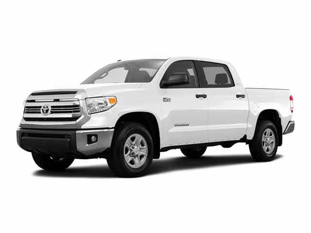 Photo 2016 Toyota Tundra SR5 TSS Offroad, Navigation  Remote Start Truck CrewMax 4x4 4-door