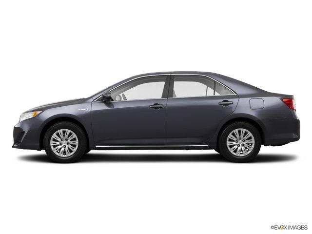 2014 Toyota Camry Hybrid Hybrid LE Sedan Front-wheel Drive 4-door