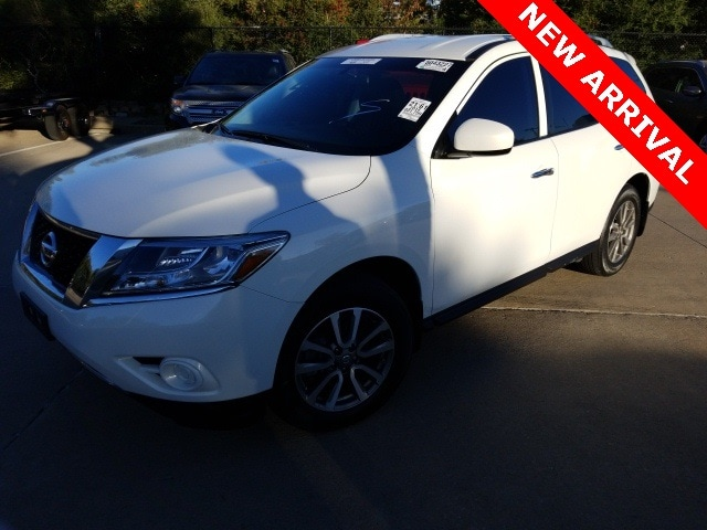 Certified 2014 Nissan Pathfinder SV SUV For Sale in Frisco TX