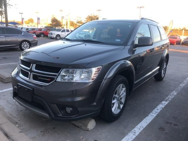 Used 2017 Dodge Journey SXT SUV For Sale Austin TX