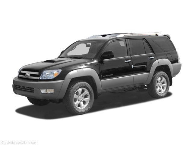 Pre-Owned 2005 Toyota 4Runner SUV For Sale | Raleigh NC