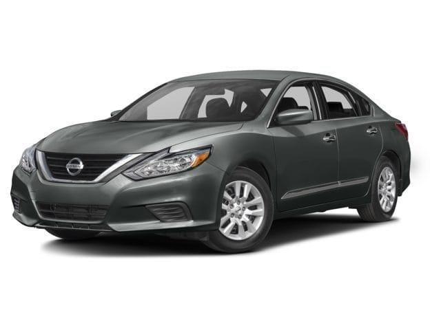 Certified 2017 Nissan Altima 2.5 Sedan in Jacksonville FL