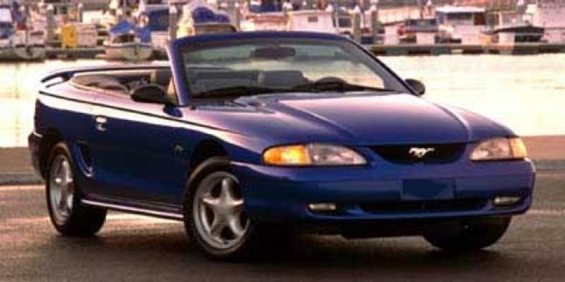 1998 Ford Mustang GT 2dr Fastback