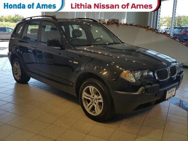 Used 2004 BMW X3 3.0i in Urbandale
