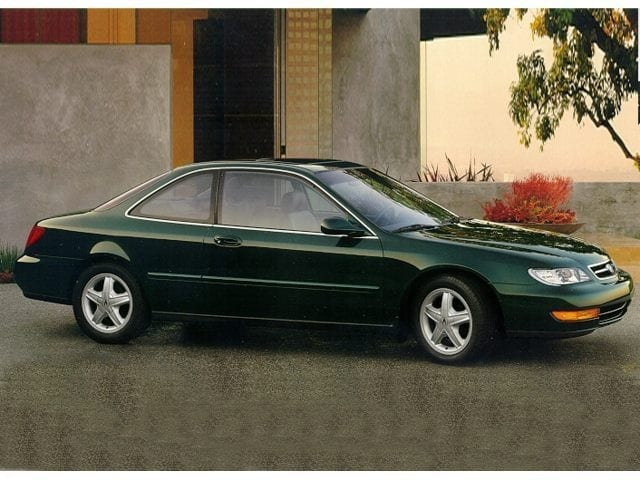 Photo Used 1997 Acura CL 2.2 Premium Package Coupe Front-wheel Drive Near Atlanta, GA