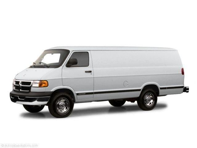 Photo Used 2001 Dodge Ram Van 1500 Conversion Van Cargo Van Rear-wheel Drive Near Atlanta, GA