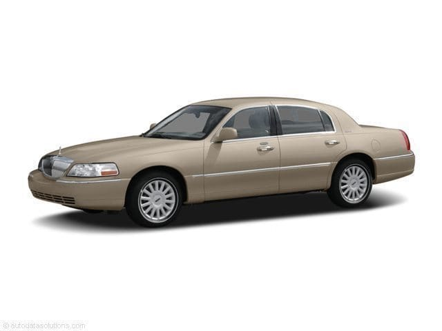 Used 2006 Lincoln Town Car Designer Series in Clearwater