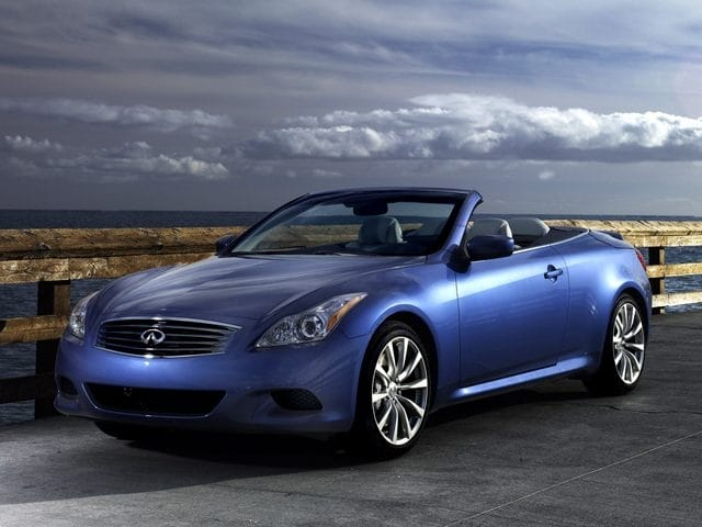 Used 2010 INFINITI G37 Convertible in St. Louis, MO