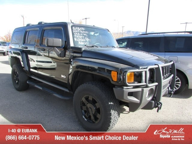 Used 2007 HUMMER H3 SUV SUV For Sale in Albuqerque, NM