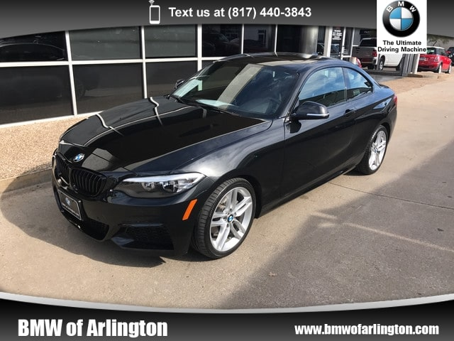 2015 BMW 228i Coupe 228i Coupe Rear-wheel Drive
