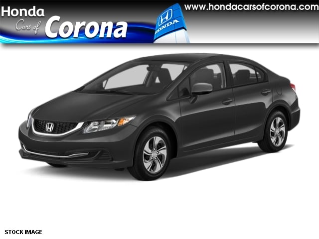 2014 Honda Civic LX in Corona, CA