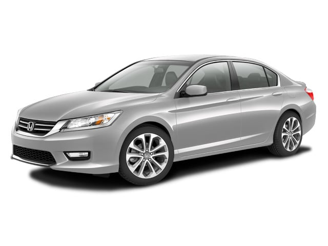 2014 Honda Accord Sedan Sport Sedan Front Wheel Drive
