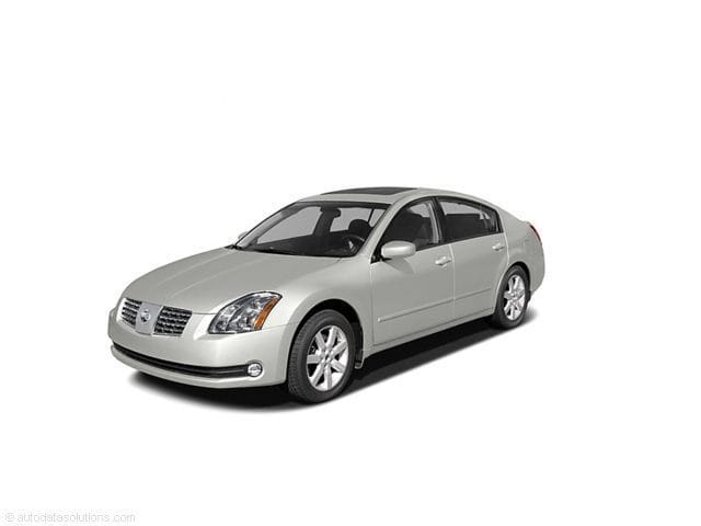 Pre-Owned 2005 Nissan Maxima 3.5 Sedan in Jacksonville FL
