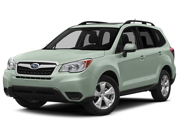Used 2015 Subaru Forester 2.5i Premium CVT 2.5i Premium PZEV for sale in Sarasota FL