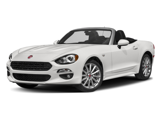 New 2018 FIAT 124 Spider Lusso RWD Convertible