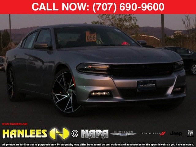 Photo Used 2016 Dodge Charger For Sale  Davis CA
