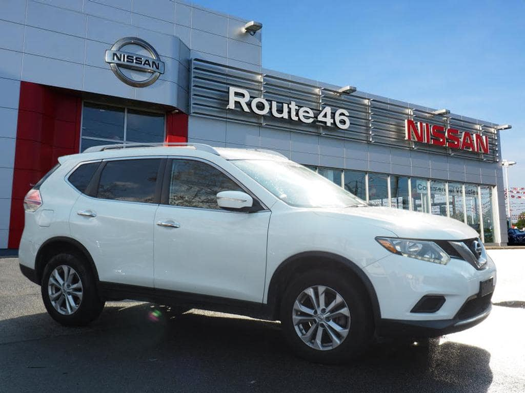 Used 2015 Nissan Rogue SV SUV for sale in Totowa NJ