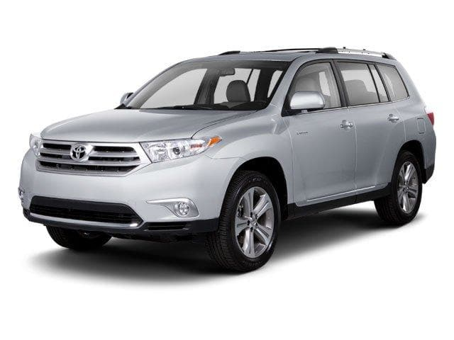 Pre-Owned 2012 Toyota Highlander V6 AWD SUV for sale in Freehold,NJ