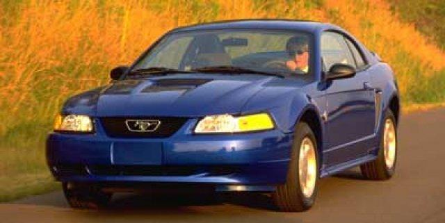 Used 1999 Ford Mustang 2dr Cpe GT For Sale Chicago, Illinois
