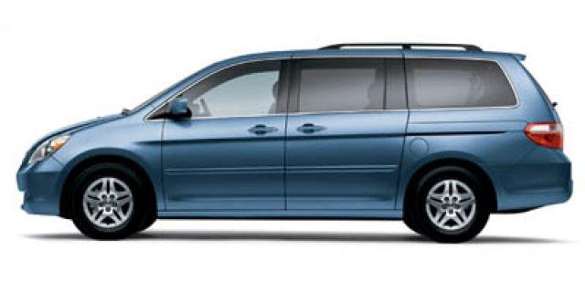 Used 2007 Honda Odyssey 5dr EX-L For Sale Chicago, Illinois