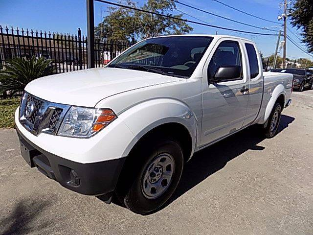 2013 Nissan Frontier 4x2 S 4dr King Cab 6.1 ft. SB Pickup 5A