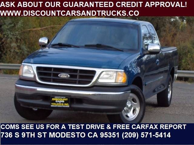 2000 Ford F-150 4dr Lariat Extended Cab SB