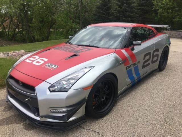2013 Nissan GT-R AWD Black Edition 2dr Coupe