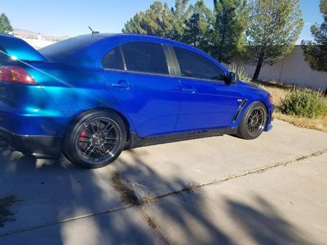2008 Mitsubishi Lancer Evolution AWD MR 4dr Sedan