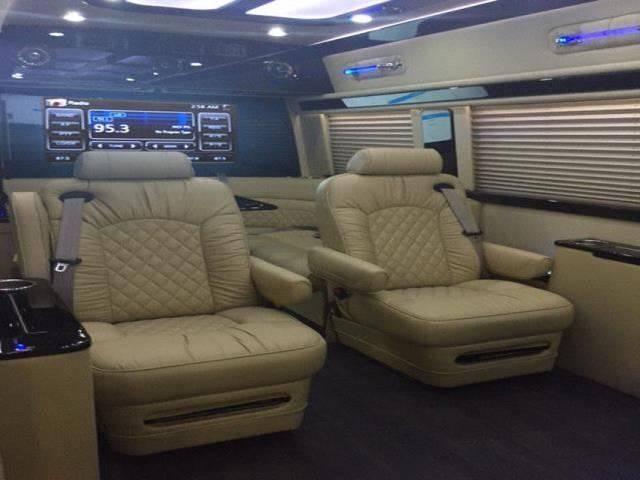 2016 Mercedes-Benz Sprinter Cargo 4x2 2500 170 WB 3dr Cargo Van