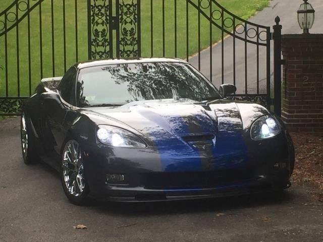 2011 Chevrolet Corvette ZR1 2dr Coupe w/3ZR