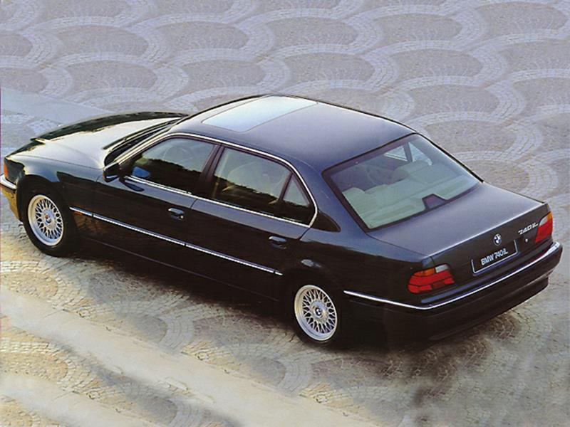 1998 BMW 7 Series 740iL 4dr Sedan